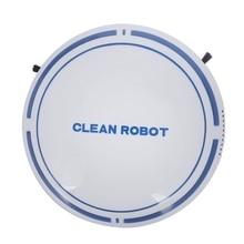 2 In 1 Upgraded Rechargeable Floor Sweeping Robot Dust Catcher Intelligent Auto-Induction Floor Sweeping Robot Vacuum Cleaner