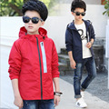 2017 New Boys Jackets Spring Toddler Boys Blazer Baby Boys Outerwear Coats Children Jackets for Boys Kids Windbreaker Clothes