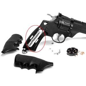 Image 3 - Тактический Охота Шестерни 12g заправки многоразовые Co2 Cyliner капсулы с Портативный считывания адаптер для охоты страйкбол Пневмопушка пистолет