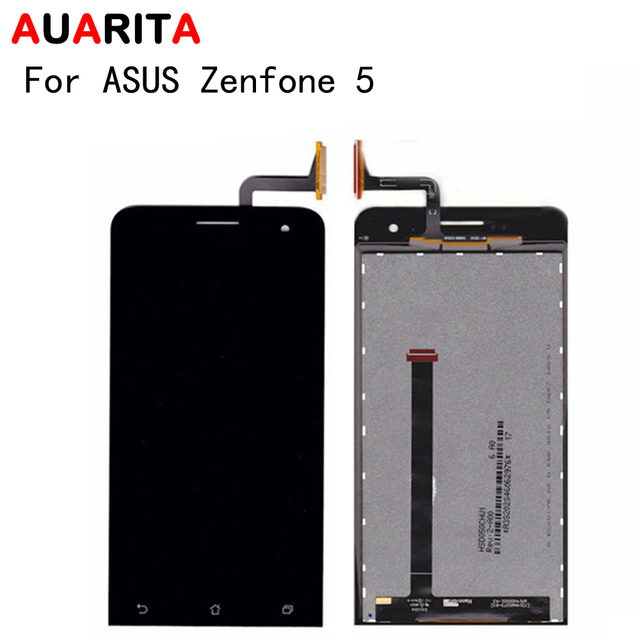 """No Dead Pixel 5.0"""" Display For ASUS Zenfone 5 LCD Touch panel Screen Replacement Zenfone5 Digitizer assembly A500CG A501CG T00J"""