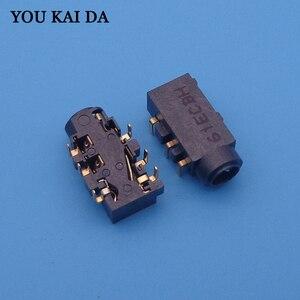 Image 1 - Âm thanh Combo Jack Nối đối với Asus N550 N550JV G550JK N550 N550JA N550JK N550JV N550LF Q550LF vv Cổng headphone 6  pin