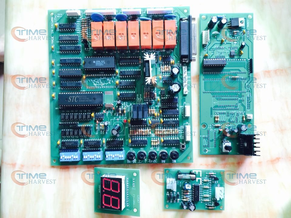 Carne control mainboard good quality game motherboard for crane game machine prize claw control PCB for
