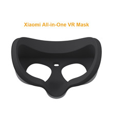Xiaomi Virtual Reality Face Replacement Mask for Oculus Go VR / Xiaomi All-in-One VR 3D Glasses Protection Pad Cover(China)