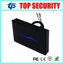 Good quality cheap price 13.56MHZ mi-fare card reader weigend communication IP65 waterproof smart IC card access control reader