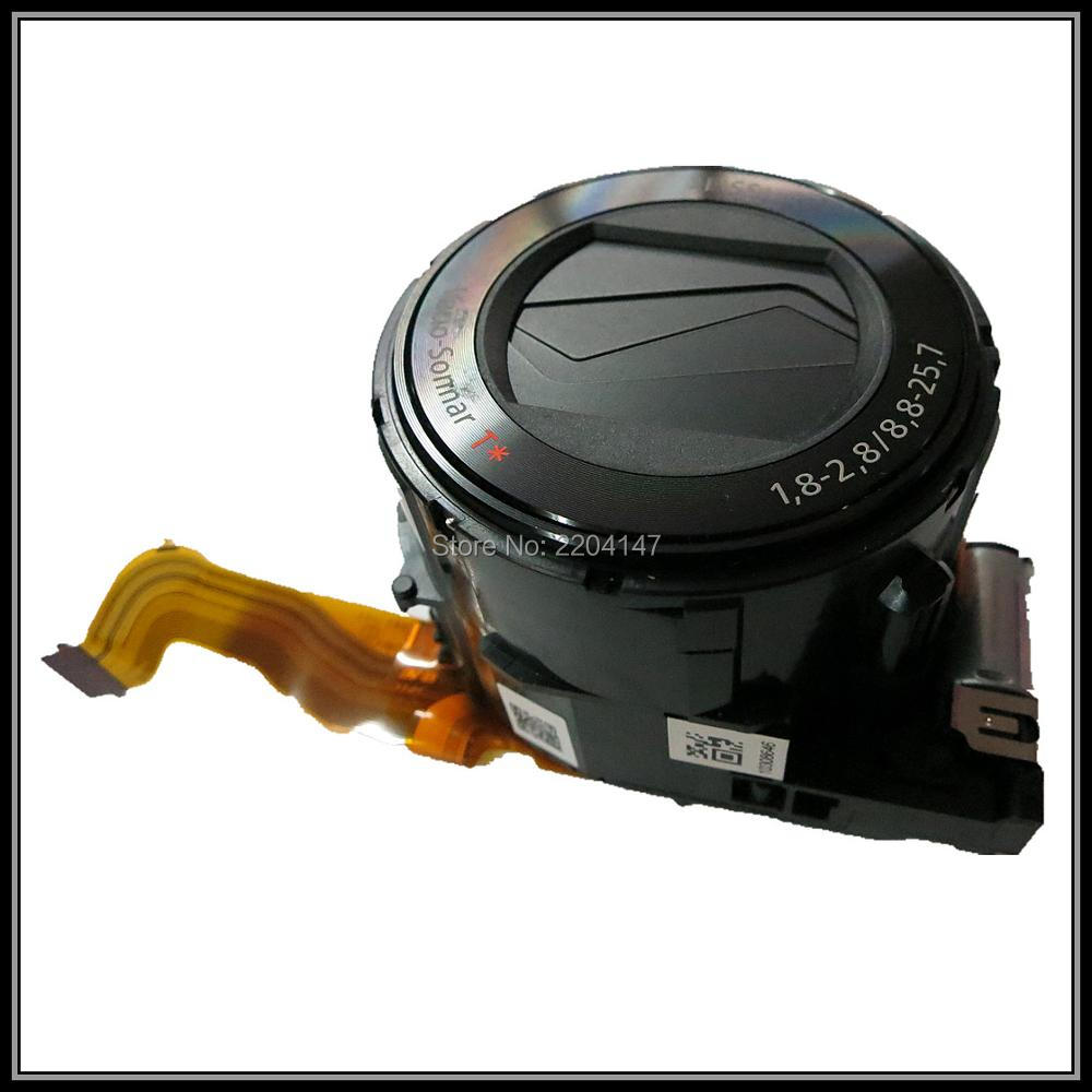 100%Original Lens Zoom Unit For Sony Cyber-shot DSC-RX100III RX100 III M3 RX1003 RX100 M4 / RX100 IV Digital Camera Repair Part 100% original for sony rx100 lens zoom cyber shot dsc rx100 dsc rx100ii rx100 rx100ii m2 lens camera parts free shipping