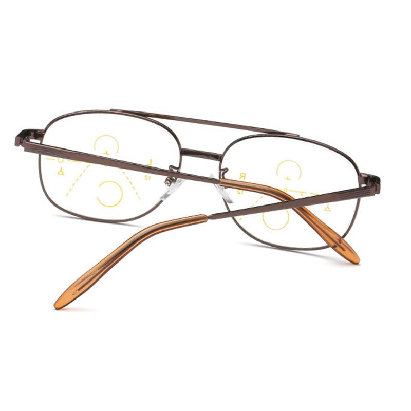 Multi Focal Progressive Reading Glasses Men Women Presbyopic Male Female Eyeglasses Eyewear 1 0 1 5 2 0 2 5 3 0 QF213 in Women 39 s Reading Glasses from Apparel Accessories