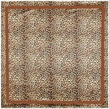 Sexy Estampa de Leopardo Lenço de Seda Sentimento 90 cm Lenços Jogo Acessório Do Vestuário Da mulher Da Menina Adicionar Presente Roupas 90FJ40