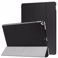 For IPad Pro 12 9 2017 Case Flip Book PU Leather Ultra Slim Smart Magnetic Stand