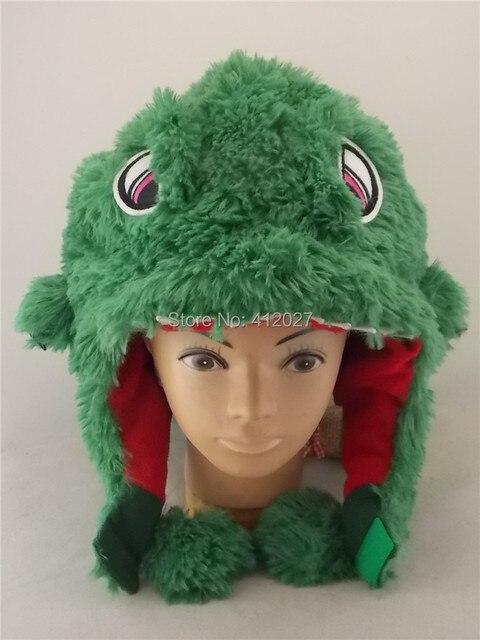6c7063e8c25 Universal Studios Jurassic Park Predatory Dinosaur Plush Hat Cap Halloween  Costume