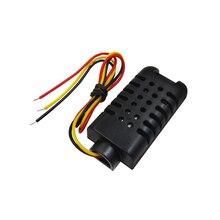 10 sztuk DHT21 100% nowy cyfrowy czujnik wilgotności względnej i temperatury/moduł, połączyć się z jednego autobusem linii czujnik AM2301
