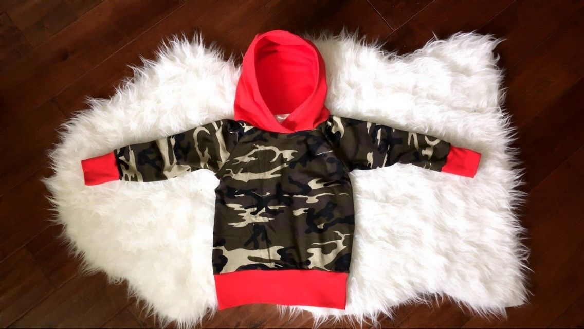 Camouflage-Newborn-Baby-Boys-Clothes-Long-Sleeve-Hooded-Tops-Hoodie-4