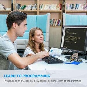Image 2 - SunFounder Super Starter Learning Kit for Raspberry Pi 4B 3B+ 3B 2B B+ A Zero With instruction Book