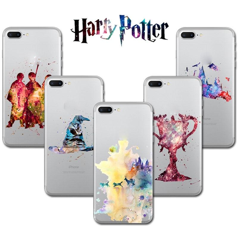 carcasa iphone 8 harry potter