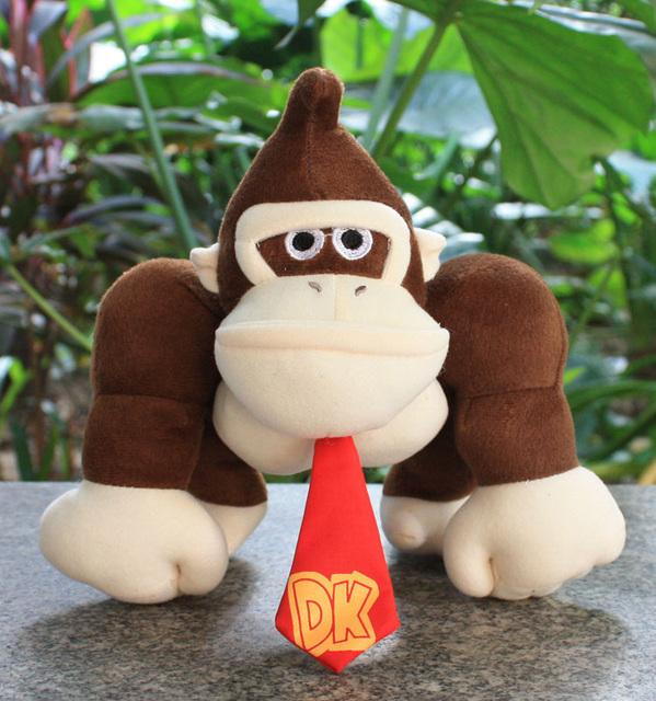 Super Mario Luigi Donkey kong juguetes de peluche muñeca youshi minorista Mario OPP regalo envío gratis