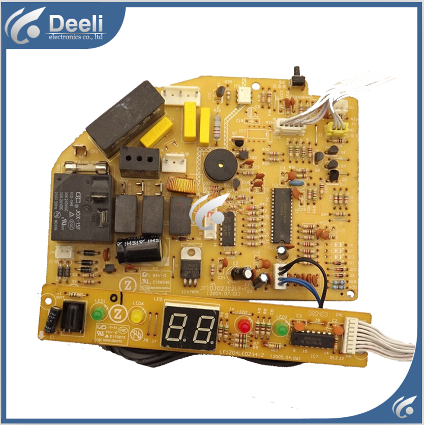 95% new Original for Chigo air conditioning Computer board KFR-23GW/ED 21 LF1ZG4LED234-Z 1/set PC board 95% new used original for air conditioning computer board motherboard 2p091557 1 rx56av1c pc board