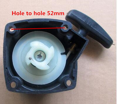 TH230 HEDGE TRIMMER RECOIL PULL STARTER ASSY FIT VARIOUS STRIMMER BRUSHCUTTER 32F 1E32F 23CC