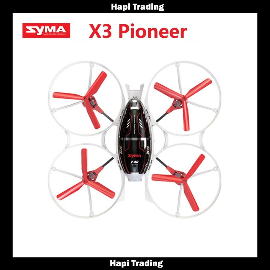 Elicottero X3 : Originale syma ad alta velocità rc quadcopter ghz rc dell