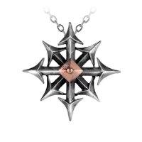 Fashion Necklaces Compass shape For Women Chain Jewelry Antique Style Necklace Pendant Vintage P146 Vintage Metal Chains
