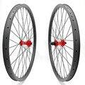 27 5 er Углеродные mtb колеса дисковый тормоз 35x25 мм велосипед mtb whee boost koozer BM440 boost 110X15 148X12ls горные велосипеды