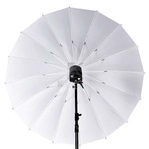 """Image 4 - Godox Photo Studio 60 """" / 150cm 75"""" / 185cm grand parapluie translucide blanc doux pour Flash lumière stroboscopique photographie"""