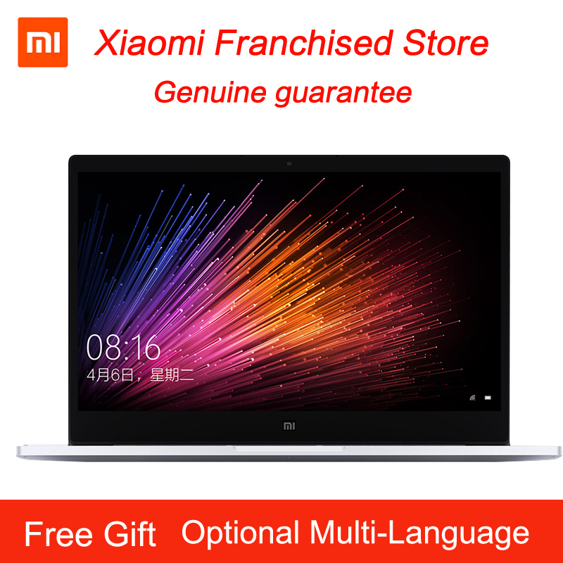original xiaomi mi notebook air intel core i5 6200u cpu 8gb ddr4 ram intel gpu display. Black Bedroom Furniture Sets. Home Design Ideas