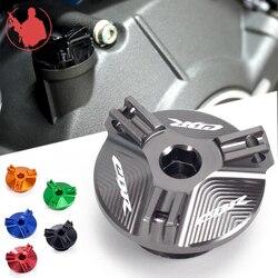 M20x2.5 Moto Magnetic Racing Engine Oil Fuel Filler Cover Cap Plug For HONDA CBR 250 150 600 929 954 RR CBR 650F 600RR CBR1000RR
