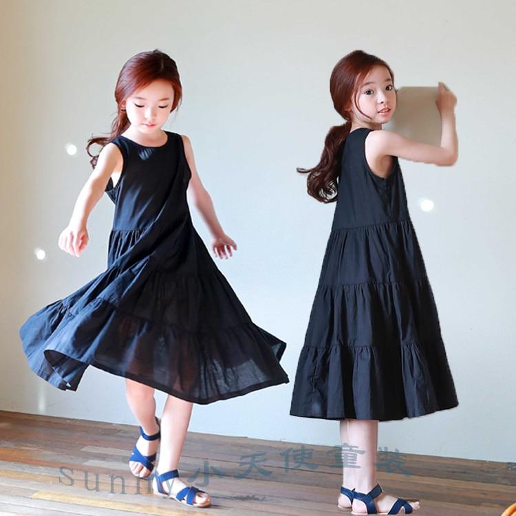 846143cade30 Kids Dresses for Girls 2018 Summer Beach Dress Girls Bohemian Dresses  Floral Elegant Girl Casual Dress. sku: 32855546292