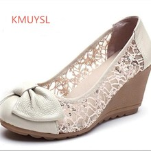 1ad5d655e3 Buy ivory wedges and get free shipping on AliExpress.com
