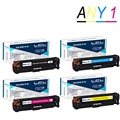 Any1 LCL 410A 410X CF410A CF410X CF411X CF412X CF413X (1 упаковка) Тонер-картридж совместимый для HP Color LaserJetPro M452dn