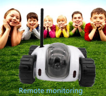 Tank Cloud Rover App Controlled Wireless Wifi Controlled Spy Tank Cloud  Remote Control Robot with Camera