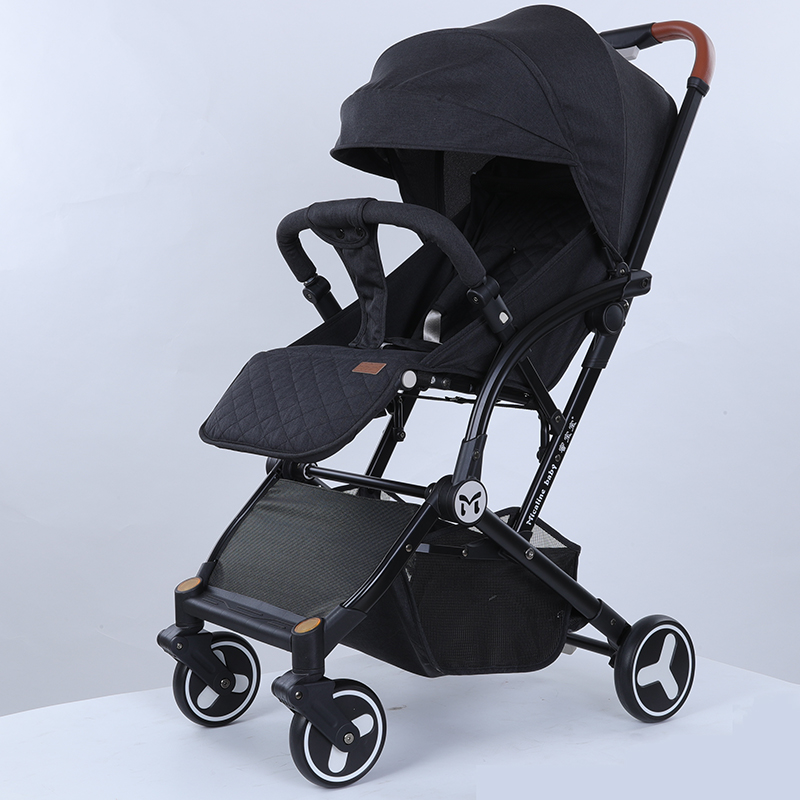 2018 new lightweight Folding baby stroller can be lying can sit can be on the plane EMS free send to Indonesia shopping cart wei the new european style ceramic creative direct canister storage tanks sealed cans can be customized logo can be added on behalf