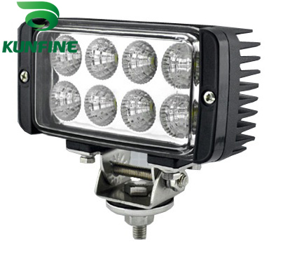 4.5inch 24W LED Work Light 12V~30V DC LED Driving Offroad Light For Boat Truck Trailer SUV ATV LED Fog Light Waterproof 1pcs 120w 12 12v 24v led light bar spot flood combo beam led work light offroad led driving lamp for suv atv utv wagon 4wd 4x4