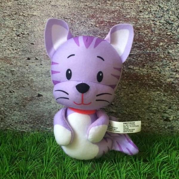 Nickelodeon Bubble Guppies Bubble Kitty Plush Toys 17cm