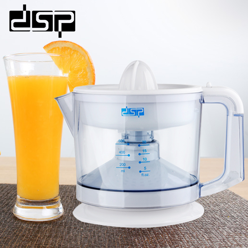 DSP Electric Juicer Oranges Tangerines Citrus Lemon Juicing Machine Orange Squeezer KJ1004 lole капри lsw1349 lively capris xs blue corn
