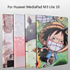 Fashion Painted Pu Leather Stand Holder Cover Case For Huawei MediaPad M3 Lite 10 BAH W09