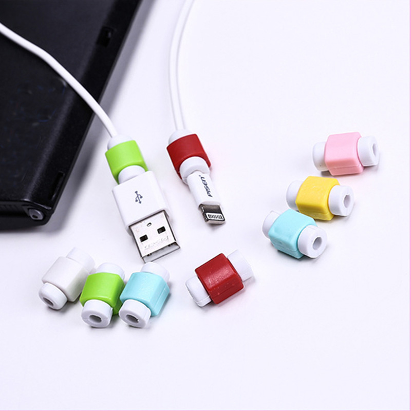 1pcs Candy Color Cable Protector Data Line Cord Protector Case Cable Winder Cover For iPhone Huawei 1pcs Candy Color Cable Protector Data Line Cord Protector Case Cable Winder Cover For iPhone Huawei Samsung USB Charging Cable
