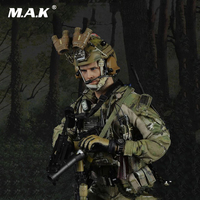 1:6 Scale 12'' Male Specirl Mission Unit Seal Figure Woodland Warfare Tier 1 Operator Part IV Full Set Collectible Action Figure