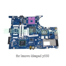 NOKOTION KIWB1 B2 LA 4602P For lenovo ideapad Y550 laptop motherboard GM45 DDR3 font b GeForce