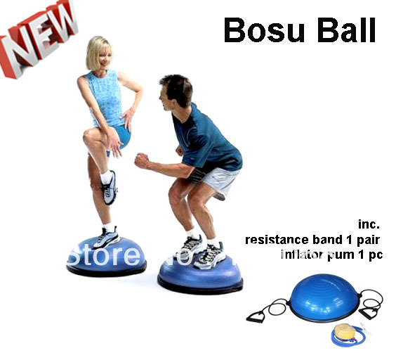 Plank Using Fit Ball And Bosu Ball: Aliexpress.com : Buy Gym / Home Balance Trainer Bosu Ball
