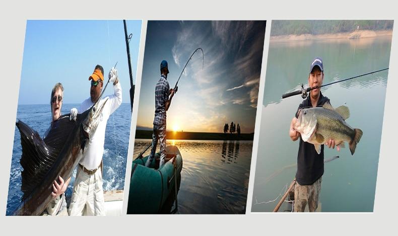 m PE Trançado de Linha De Pesca-resistente
