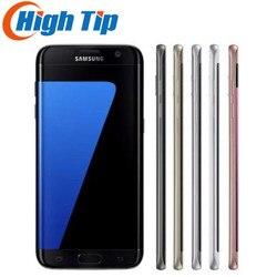 Unlocked Original Samsung Galaxy S7 edge Duos G935FD Dual Sim LTE Mobile Phone Octa Core 5.5
