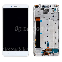 LCD Display With Frame Digitizer Touch Screen Assembly For Xiaomi Redmi Note 4 Hongmi Red Rise