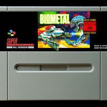 16 бит игры* BioMetal(PAL Европейская версия