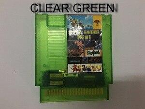 Лидер продаж, Классический игровой картридж 72 Pin 8 бит, 143 в 1, для игровой консоли с MARIOO, для детской памяти, ретро, для детей, 2019