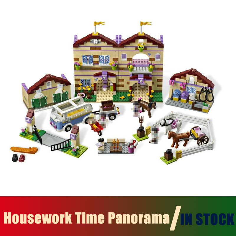 Compatible Lego Elves Friends 3185 Models Building Toy Housework Time Panorama 1118pcs 10170 Building Blocks Toys & Hobbies arcobronze arcobronze 3185