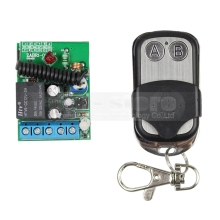 DIYSECUR Remote Control 125KHz RFID Reader 180KG Magnetic Lock Door Access Control Security System Kit