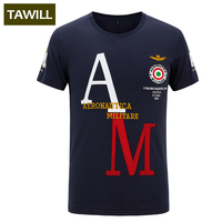 TAWILL 2017 New Military Slim T Shirt Men Air Force One Prints Designs Army Soldier Brand