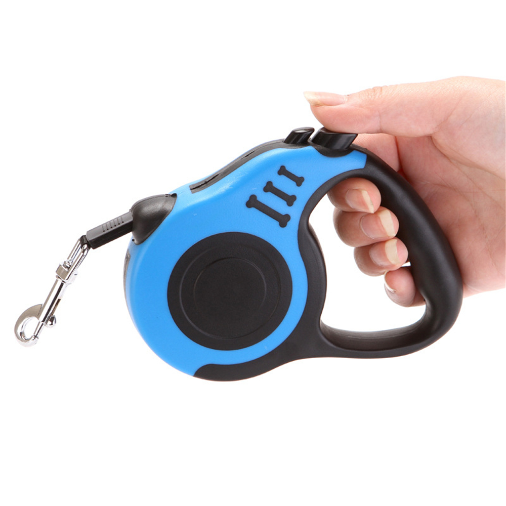 3/5M Automatic Retractable Dog Strap Flexible Dog Puppy Cat Traction Rope Extending Dog Leash for Small Medium Dog Pet Products 4