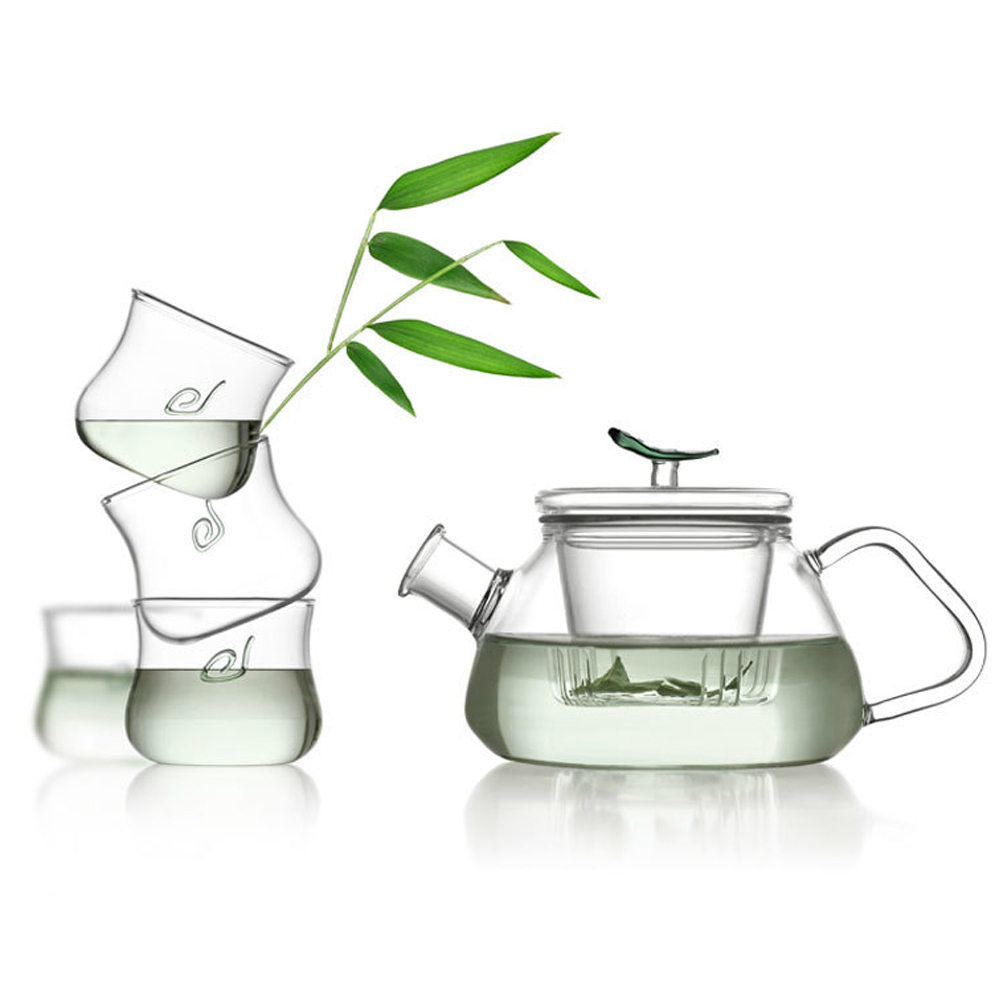 aliexpresscom  buy vatiri modern style clear glass ml teapot  - aliexpresscom  buy vatiri modern style clear glass ml teapot set wteainfuser  tea cups tea set free shipping from reliable glass laser cutting