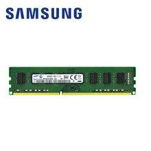 Samsung – mémoire de serveur d'ordinateur de bureau, modèle DDR2/DDR3, capacité 2 go 4 go 8 go, fréquence d'horloge 10600/12800/1333/1600/1333/1600MHZ, RAM PC3